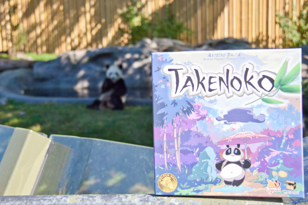 6. Takenoko - Toronto Zoo, Toronto, ON, Canada.