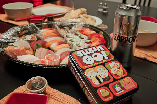 Board Game Habitat - Sushi Go