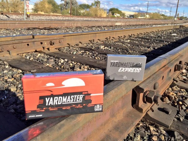 9. Yardmaster and Yardmaster Express - Tucson, AZ, US - by Crash Games