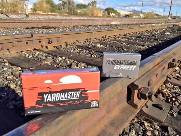 9. Yardmaster and Yardmaster Express - Tucson, AZ, US - by Crash Games