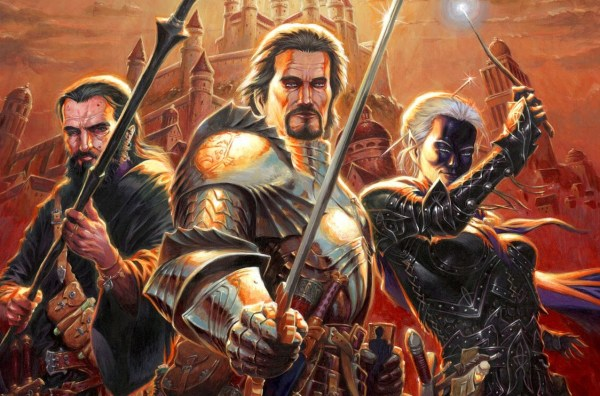 Lords of Waterdeep by Wizards of the Coast