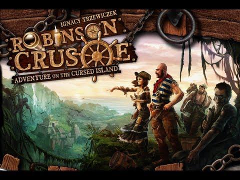 Robinson Crusoe: Adventureso on the Cursed Island