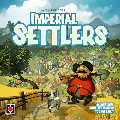 Imperial Setters - the latest release from Portal Games