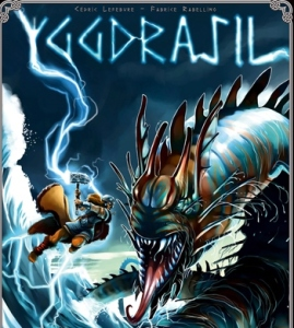 Yggdrasil Cover