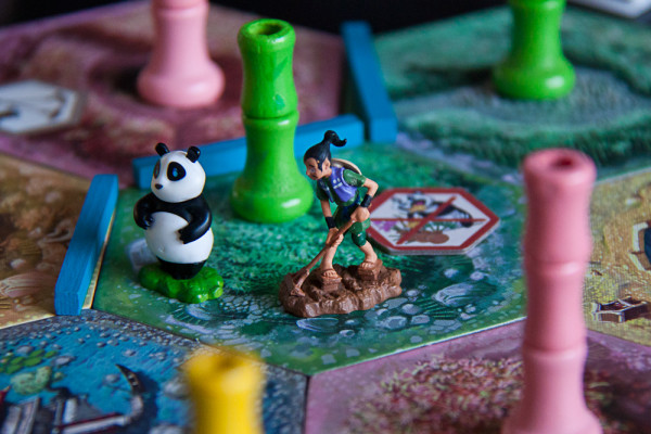 Takenoko components are truly a delight.