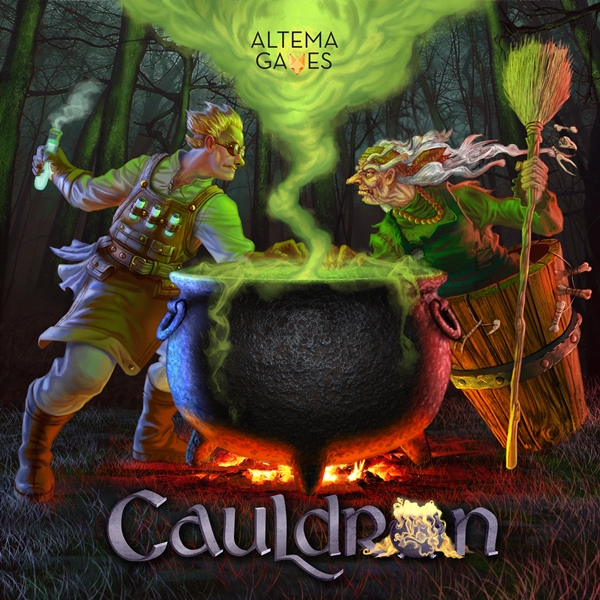 Thank you for everything, Cauldron!
